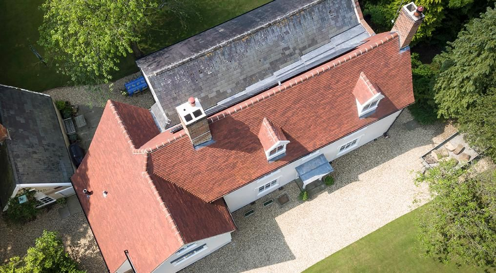 The Risks of Using Reclaimed Roof Tiles Roof, Roof tiles