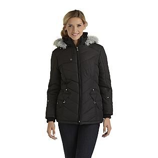 Basic Editions  Women's Winter Jacket