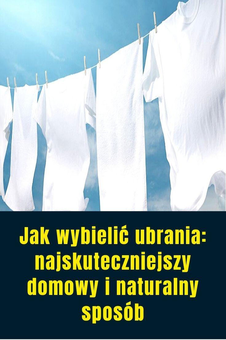Utrzymanie Bieli Bialych Ubran Moze Byc Sporym Wyzwaniem Z Czasem Biale Ubrania Maja Tendencje Do Zolkniecia Lub Szarosci Co Jest Mens Tshirts Mens Tops Doms