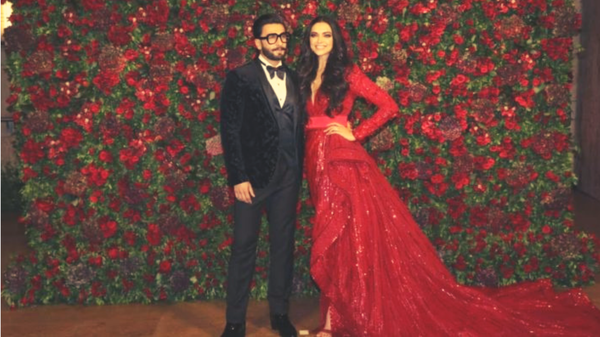 Deepika And Ranveer Wedding Reception   Indian celebrities ...