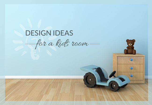 How do you encourage your kids to think BIG? Read our latest blog post for customization ideas that turn basic, blah bedrooms into spaces that inspire creativity. #kidsroom #kidsroomideas