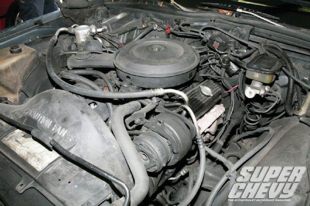 1987 Caprice Stock 305 Ls Engine Super Chevy Magazine Chevy Trucks