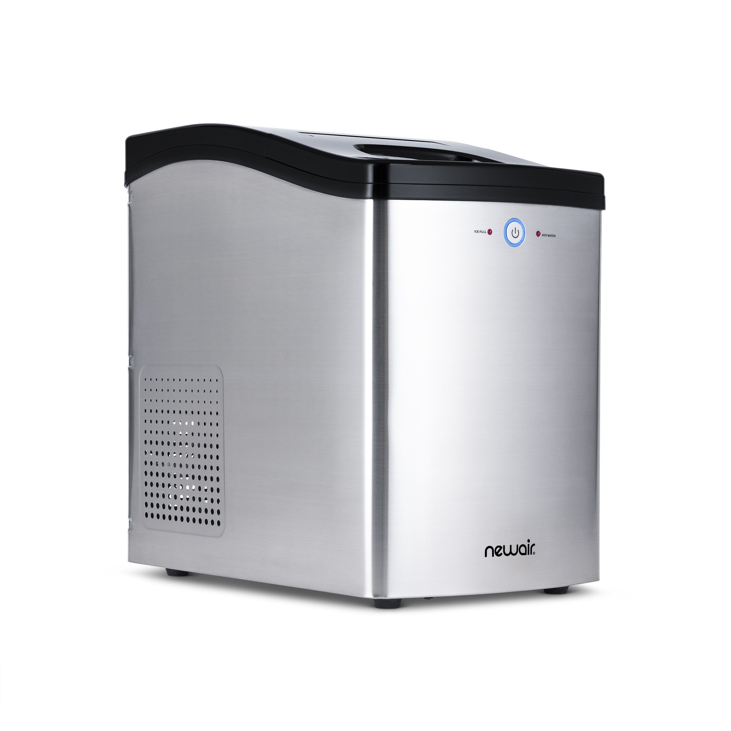 NewAir Countertop Nugget Ice Maker 40 lb. of Ice a Day in