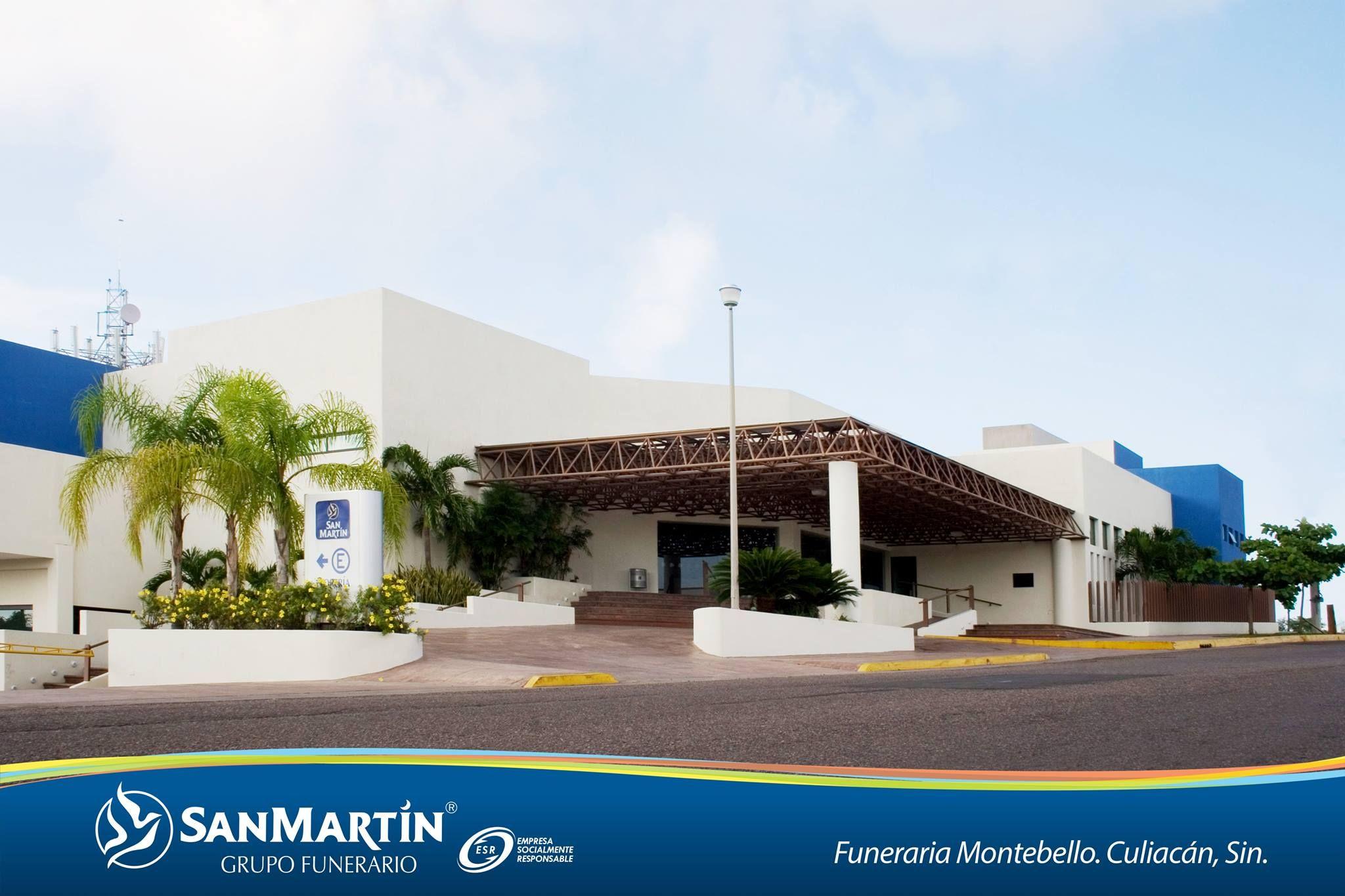 Funeraria San Mart n Montebello en Culiac n Sinaloa