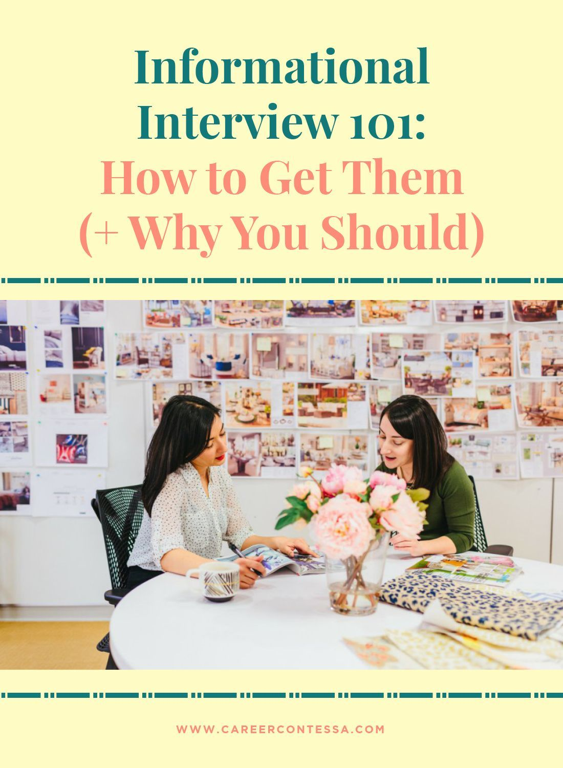 Informational Interviews What They Are and How to Use