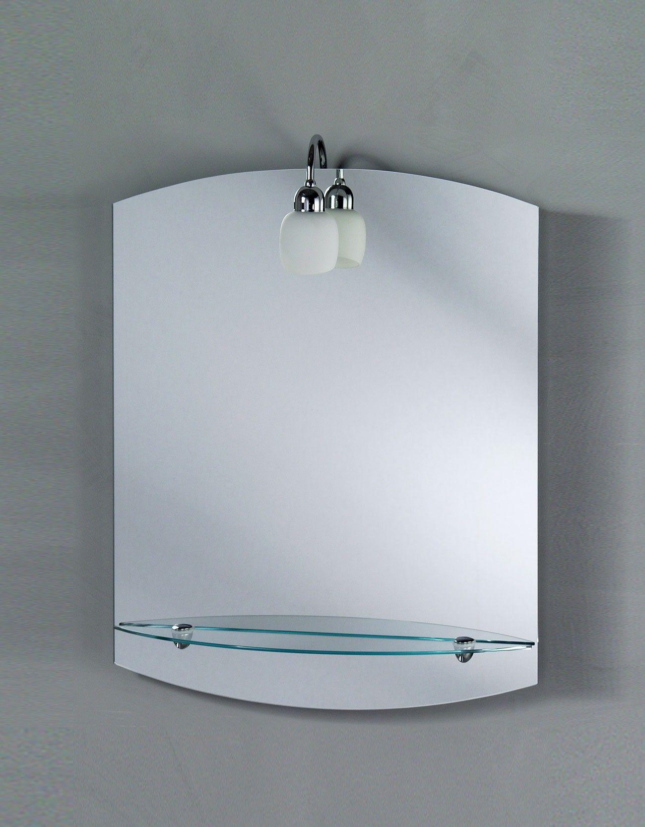 Specchio Bagno Con Faretto   Zdrojovykod