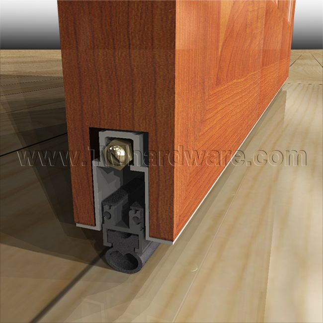 Mortised automatic door bottom. Soundproof fireproof smoke rated. Sold by Trademark Hardware : soundproofing door - pezcame.com