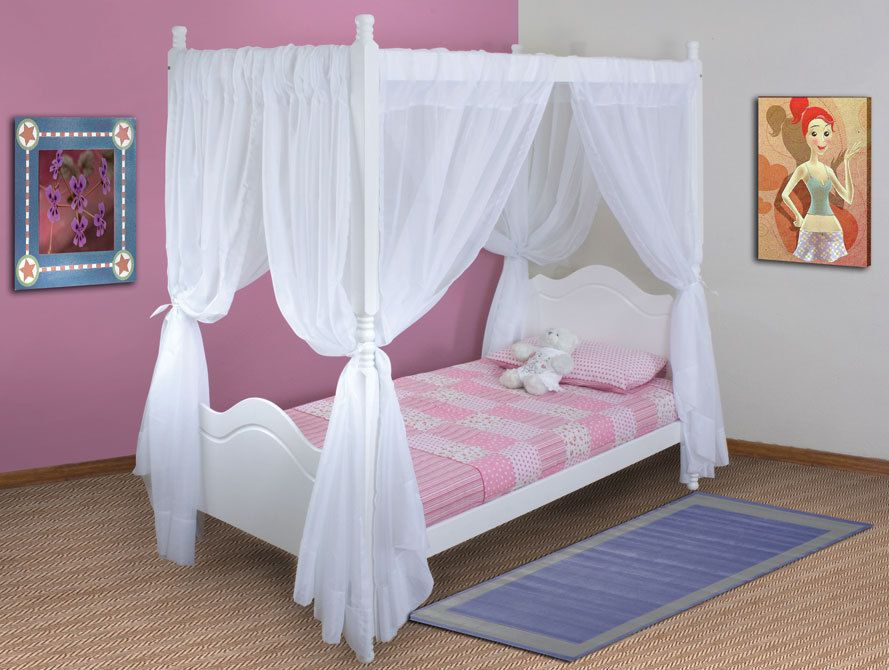 Wooden Beds Princess Poster Bed For Sale South Africa