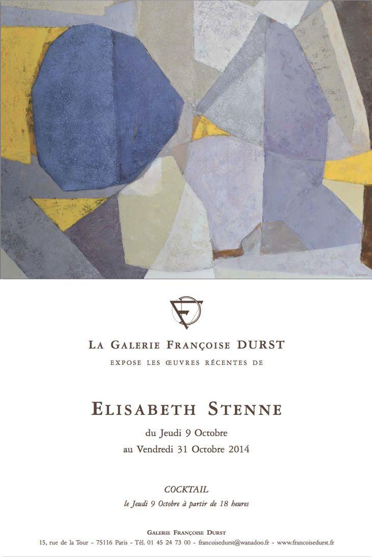 Actualités Galerie Françoise Durst