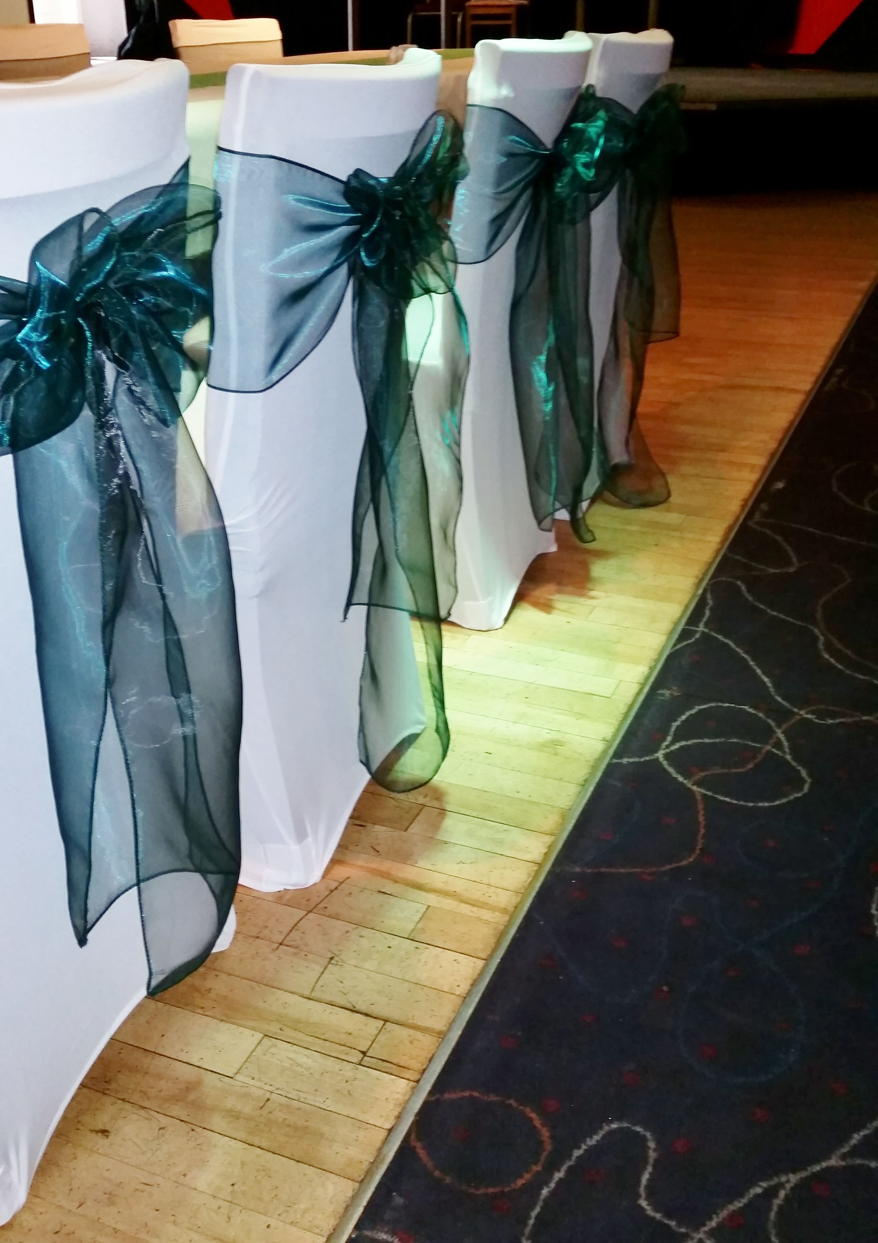 Emerald Green Chair Sashes For Hire A Www Sororioevents Co Uk