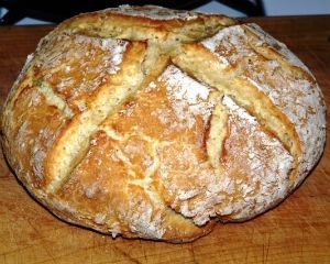 Ballymaloe White Soda Bread Good Food Channel Recipe Traditional Irish Soda Bread Irish Recipes Soda Bread