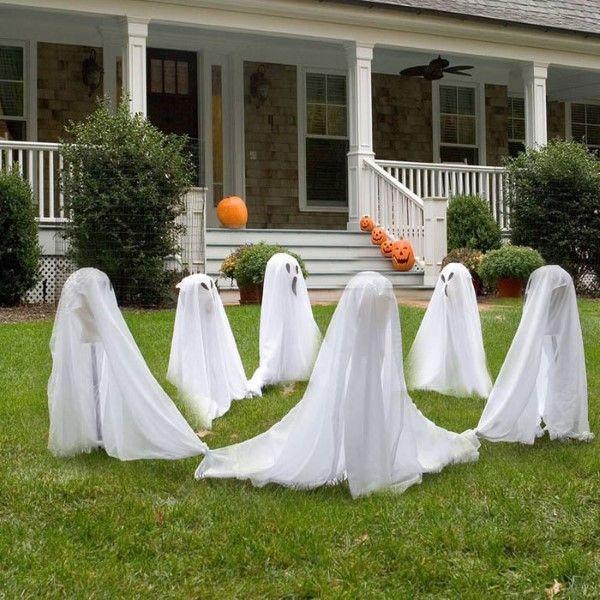 Tolle Garten Halloween Deko Ideen Haus Dekoration Halloween Deko Ideen Halloween Selber Machen Halloween Deko