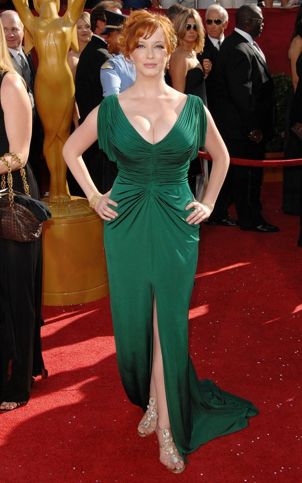 christina-hendricks-body | Body Inspiration | Pinterest