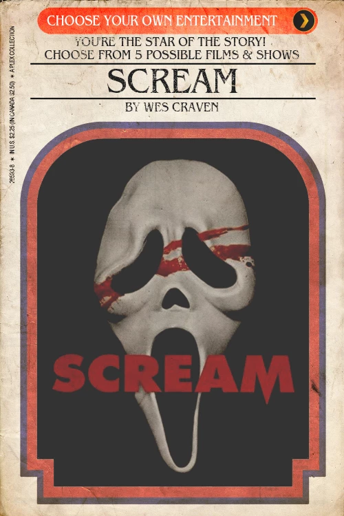Scream Collection Sethbrower The Poster Database Tpdb The Best Media Poster Database On The Internet Home Of Poster C In 2020 Poster Poster Maker Yes Minister