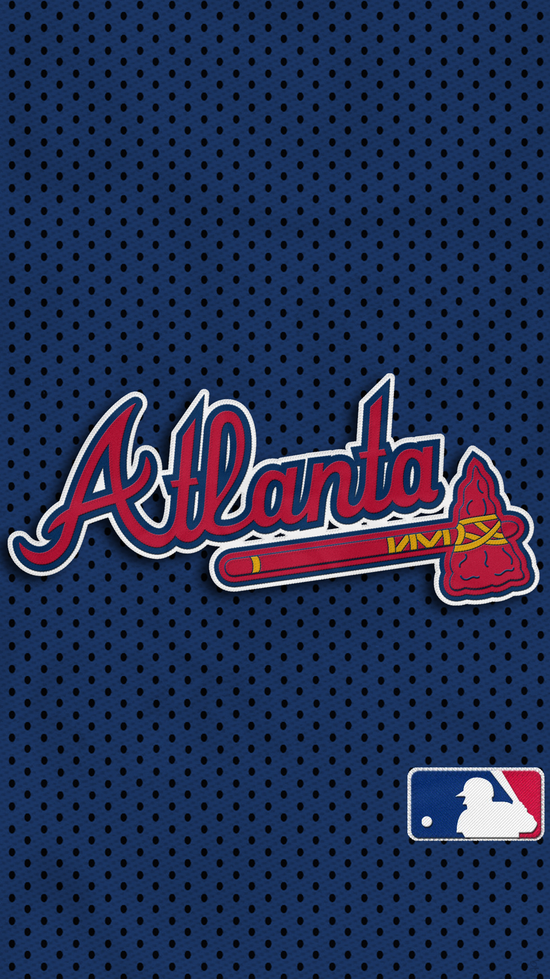 Image by Priscilla Hernandez on Baseball Atlanta braves