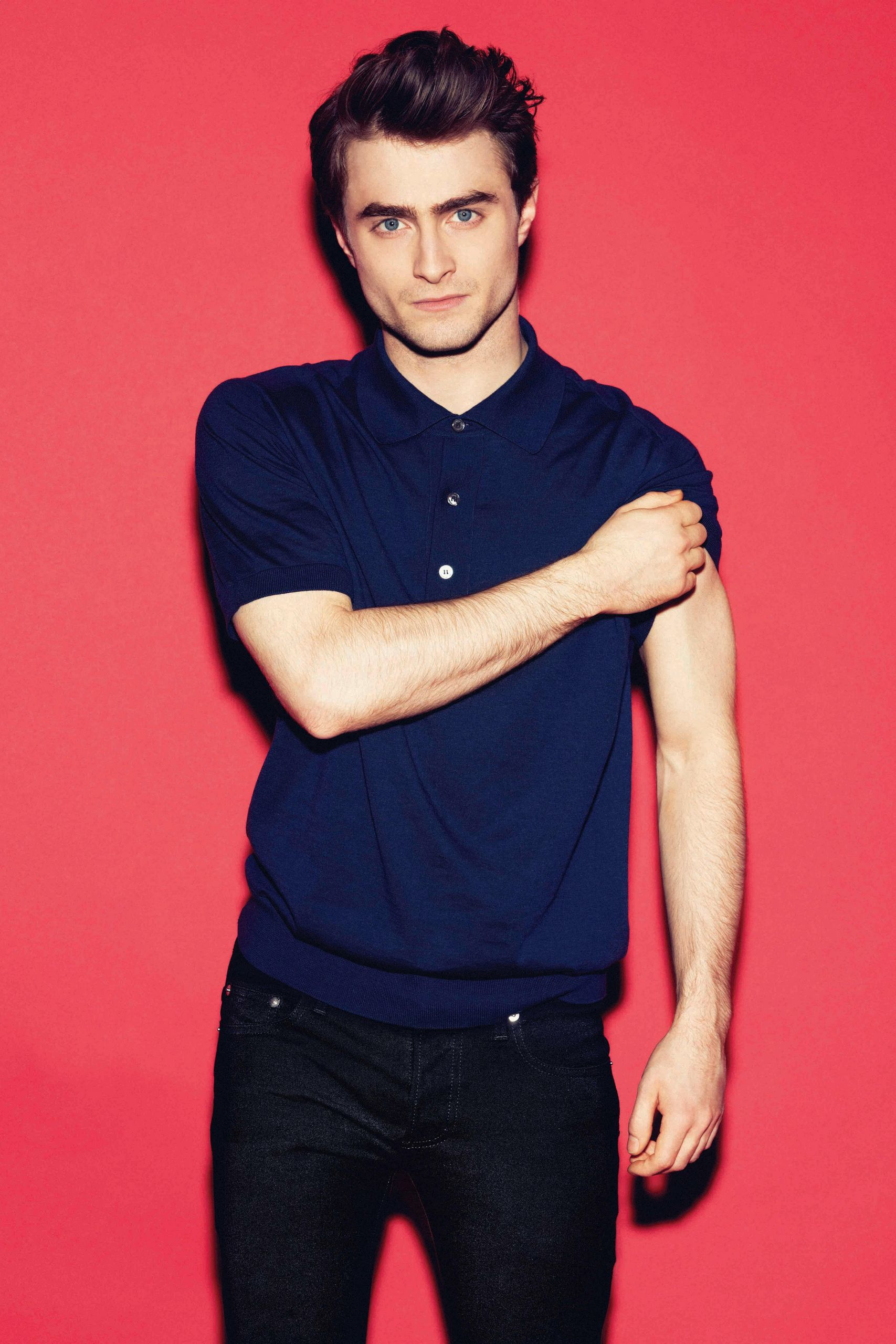 The famous Harry Potter actor Daniel Radcliffe