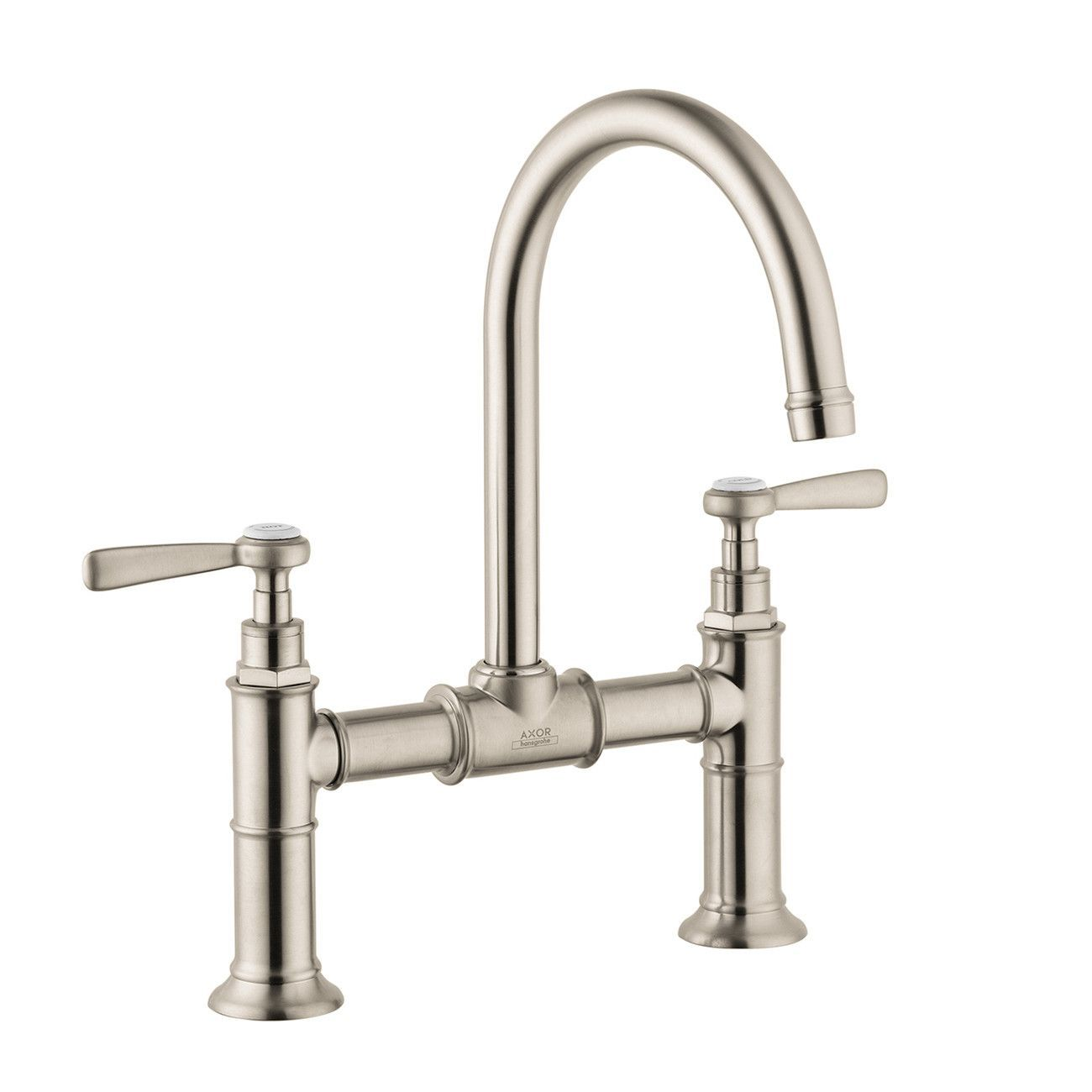 Hansgrohe Axor 16511001 Chrome Montreux Bathroom Faucet Widespread