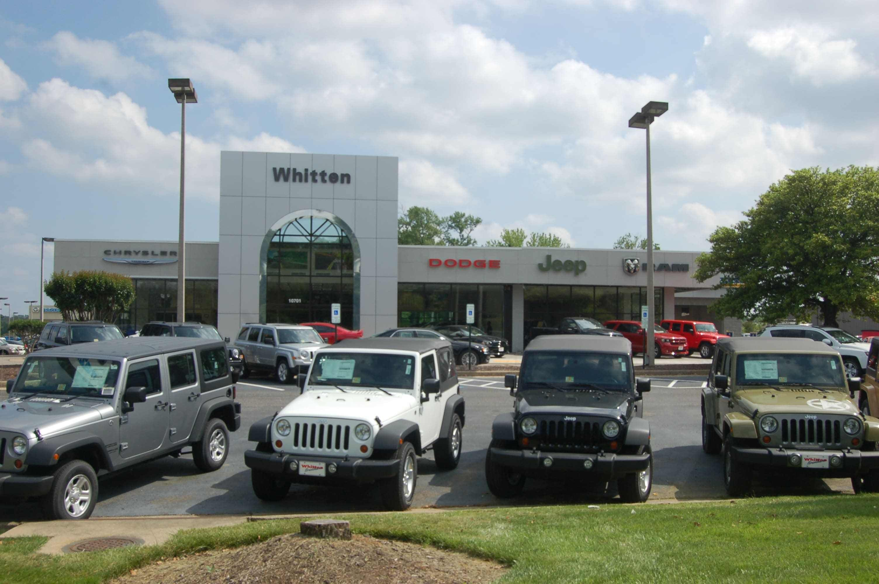 Great Jeep Dealership Richmond Va