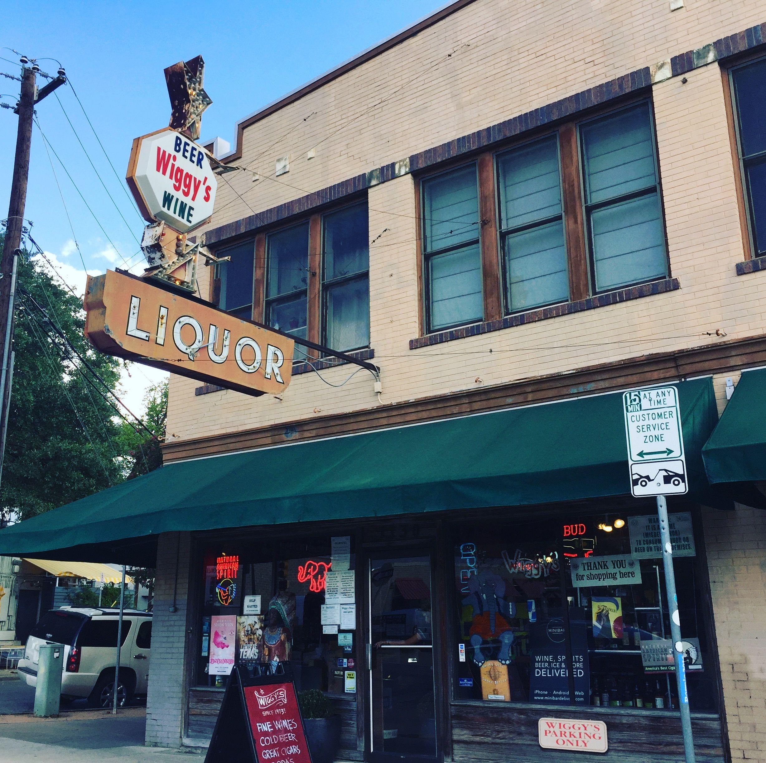 Downtown Austin Apartment For Lease Above Liquor Store
