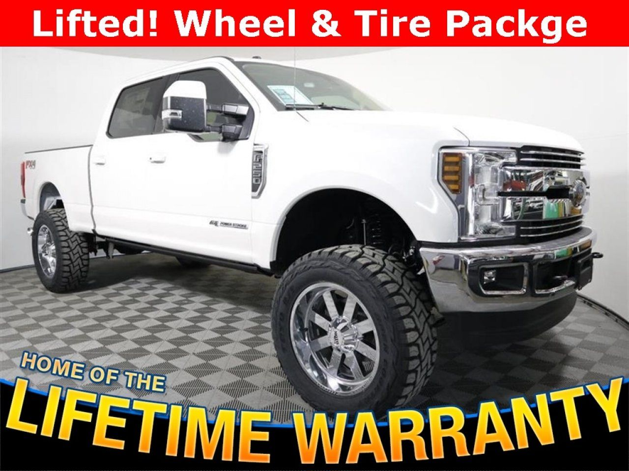 2018 Ford Super Duty F 250 Srw Lariat Custom Lifted Ford Of Tampa