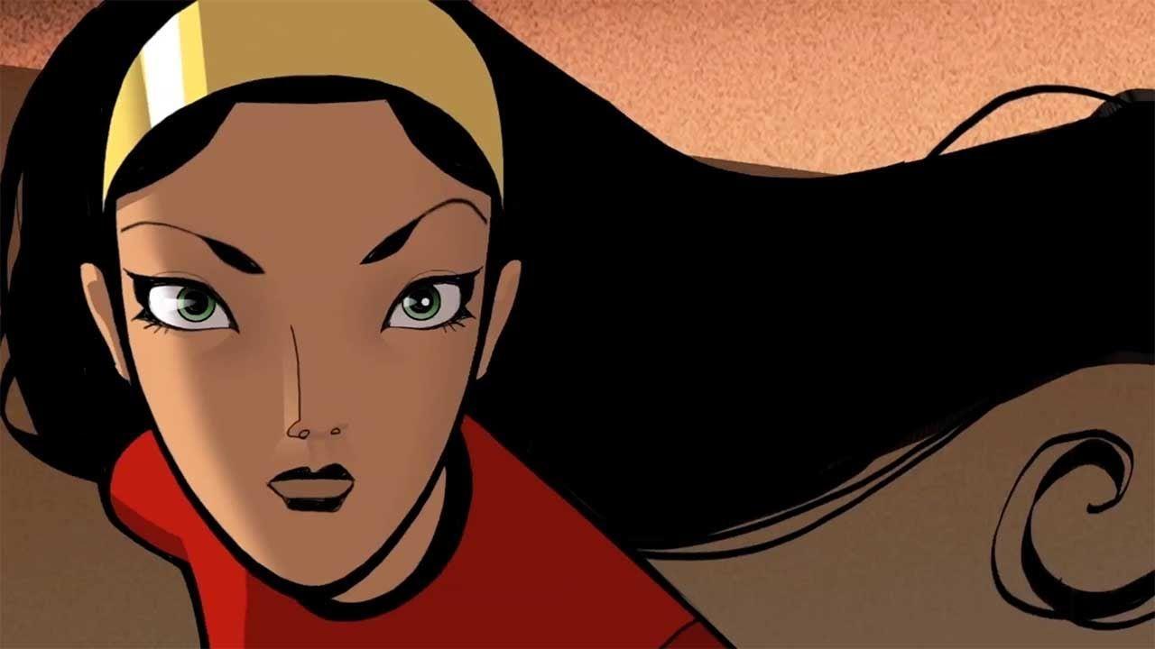 DC Nation - Wonder Woman - Part 3 (full)