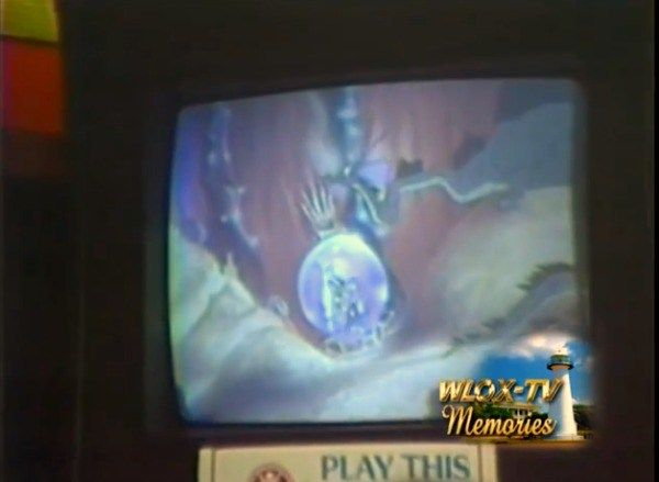 Check Out This 1983 WLOX News Report On Dragon's Lair