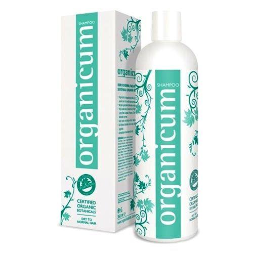 Organicum Kuru Ve Normal Saclar Icin Organik Hidrosollu Sampuan