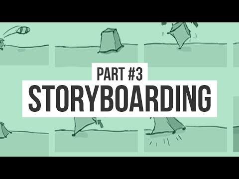 How To Storyboard Making An Animated Movie   Youtube