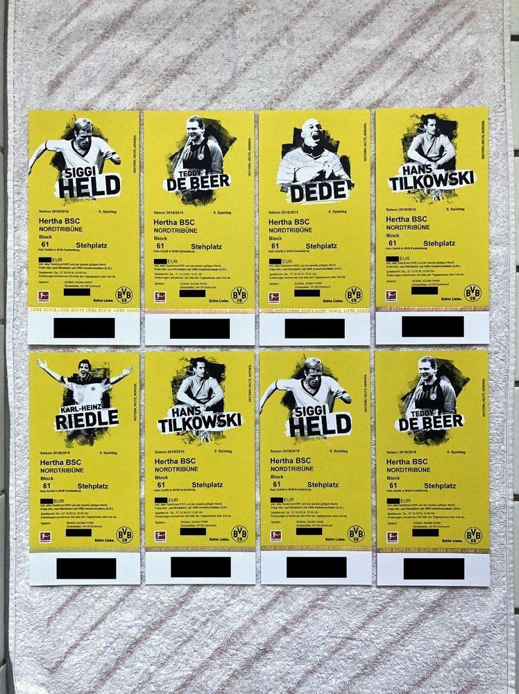 Bvb Hertha Tickets