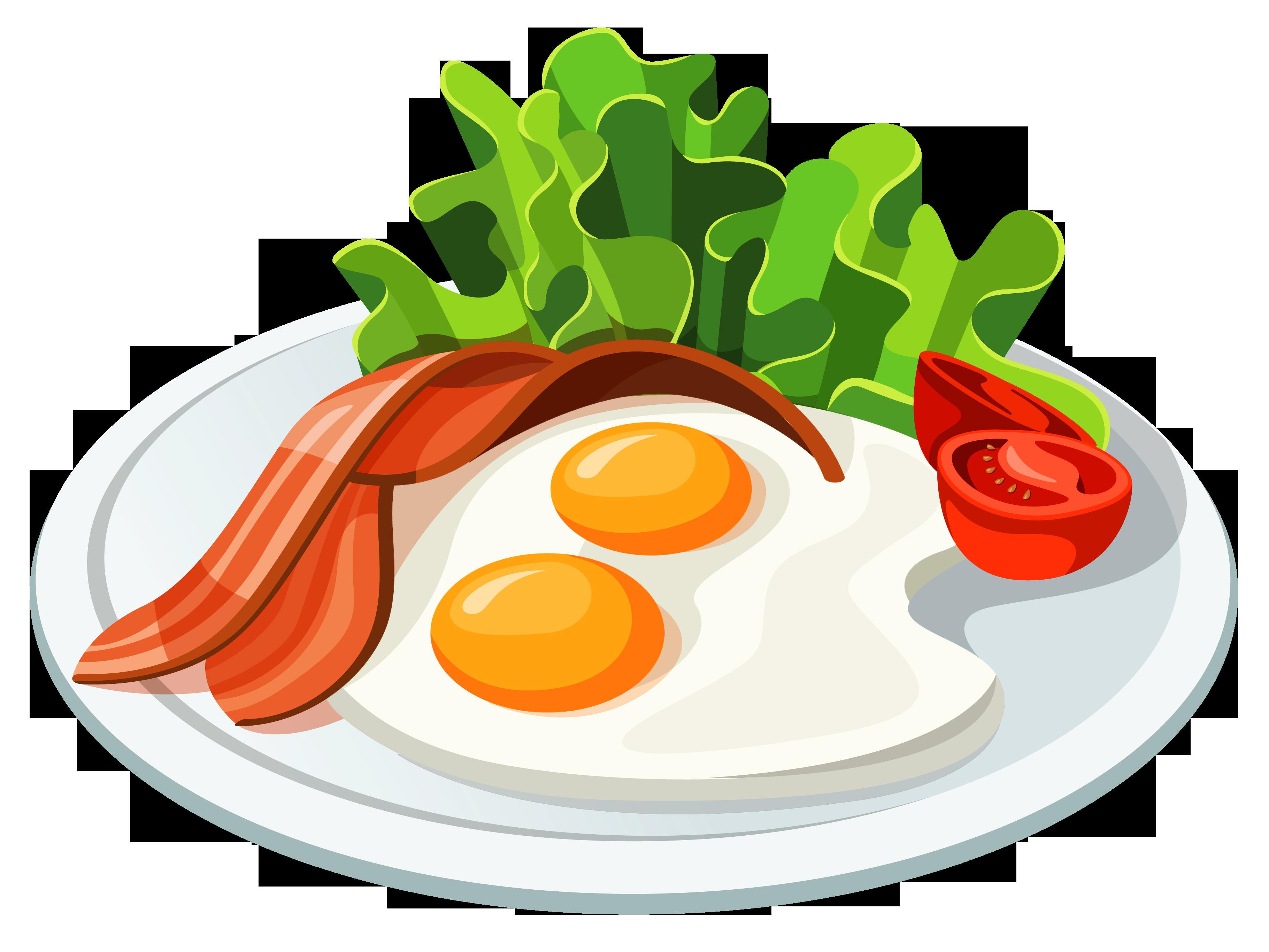 Eggs and Bacon PNG Vector Clipart | Рисунки Нарисованные От Руки ...