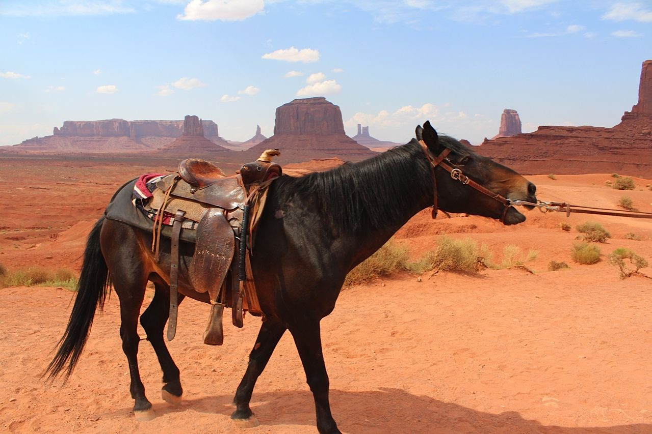 USA Monument Valley, once upon a time in the west... Meer weten over deze bestemming? http://to.kras.nl/pinterest_verenigde-staten