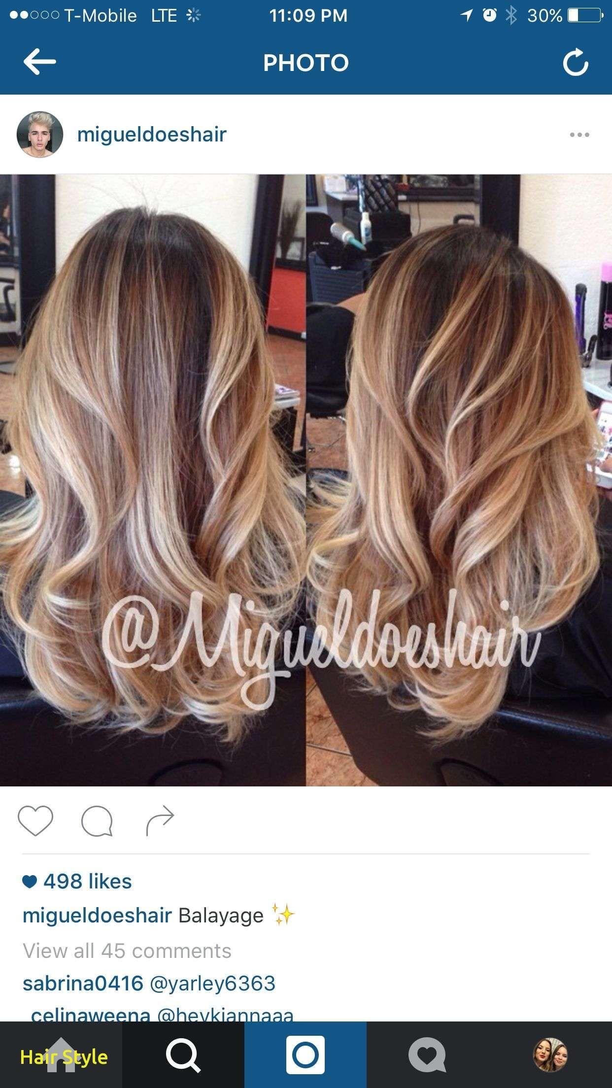 Neue frisuren und haarfarben