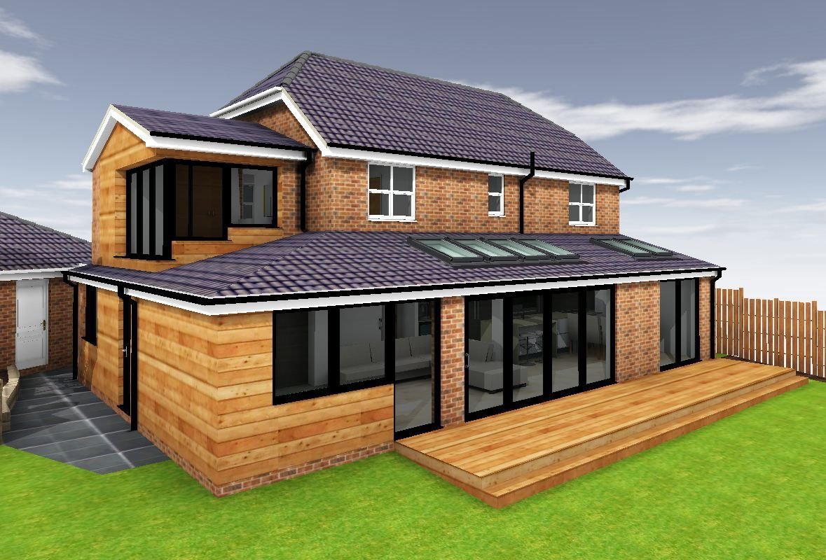 Extensions ideas house