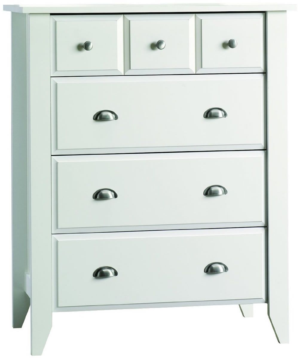Child Craft Shoal Creek 4 Drawer Chest In Matte White Drawers Kids Dressers Online Furniture Shopping
