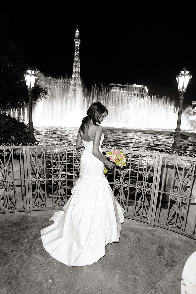 Wedding At Bellagio . This Is Beautify And Cool