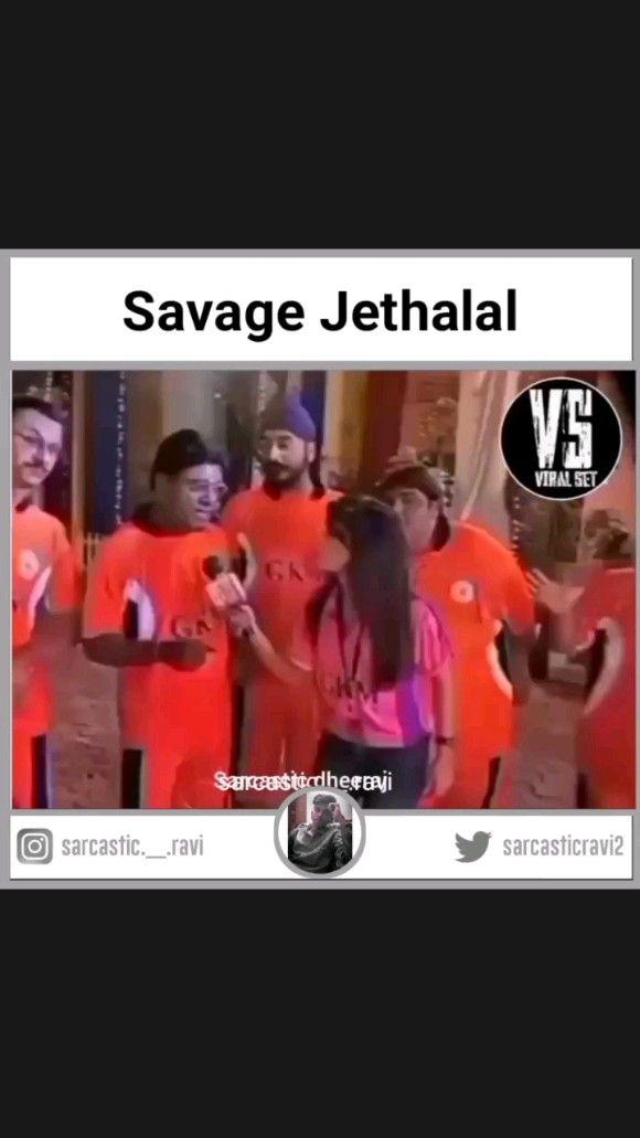 savage jethalal