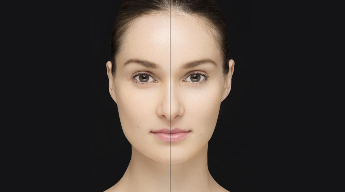 Smoothing Routine MAKE UP FOR EVER Velvet skin, Make