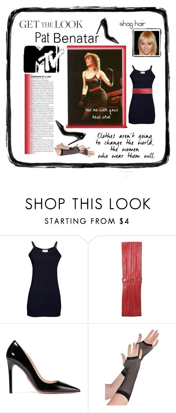 """rock"" by raina1060 ❤ liked on Polyvore featuring Velvet by Graham & Spencer, Prada, rockerchic and rockerstyle"
