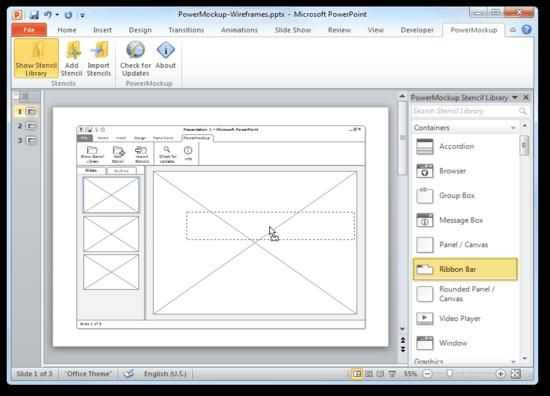 10 Best Wireframe Tools For Creating Web Design Web Design Wireframe Powerpoint