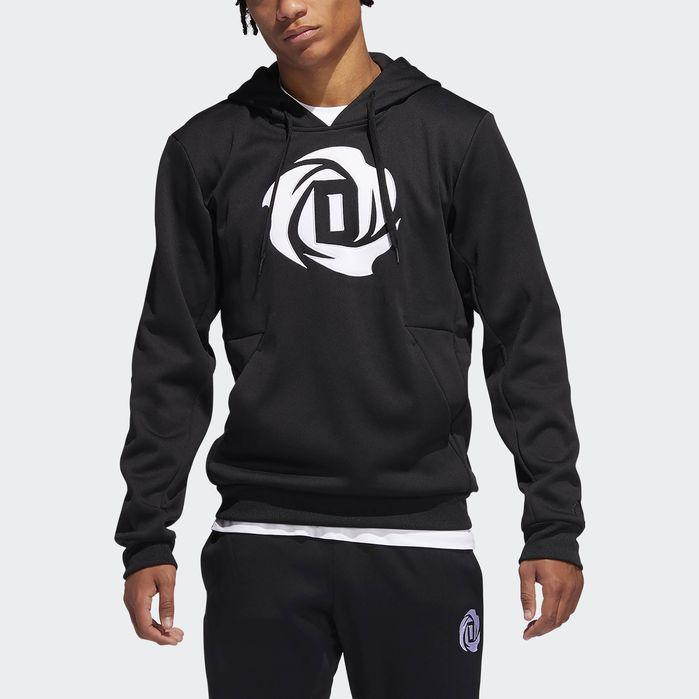 75af953cc5 D Rose Pullover Hoodie in 2019 | Products | Black hoodie, Black ...