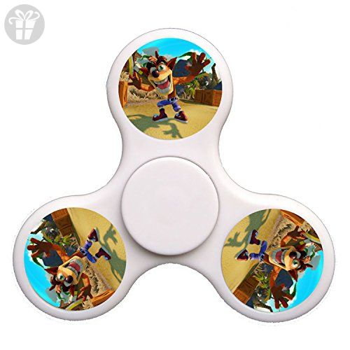 GGGfight For Crash Bandicoot Fid Spinner High Speed Bearing ADHD