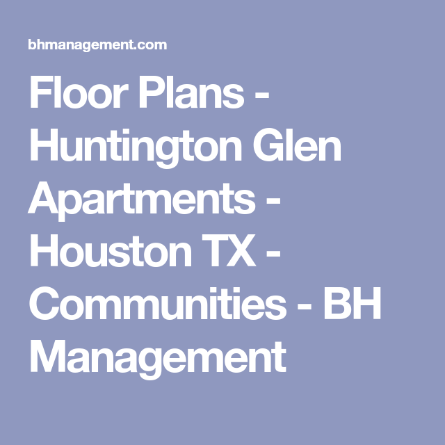 Huntington Glen Apartments