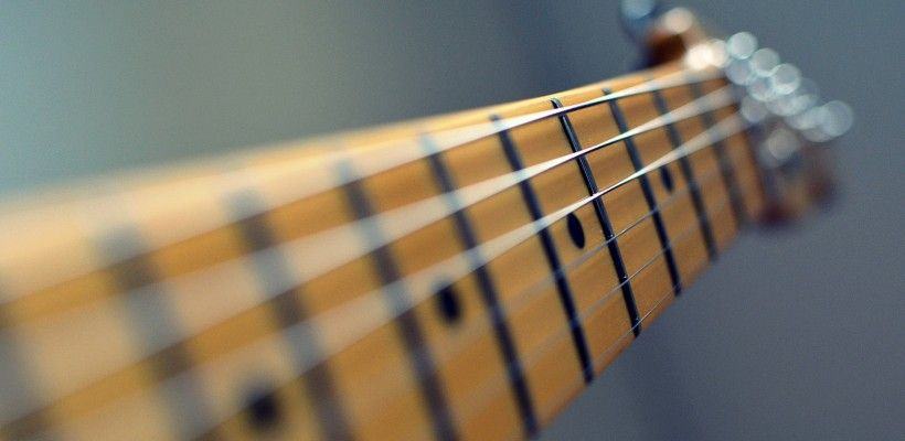 How to find & memorise the notes on the guitar fretboard like a pro