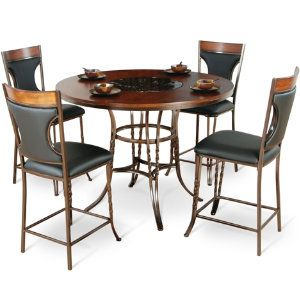 Incredible 5Pc Counter Set Dinettes Dining Rooms Art Van Caraccident5 Cool Chair Designs And Ideas Caraccident5Info