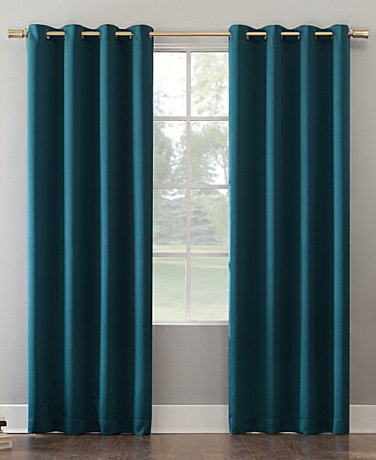Teal Blue Macy S Turquoise Curtains Living Room Teal Bedroom Decor Teal Living Rooms