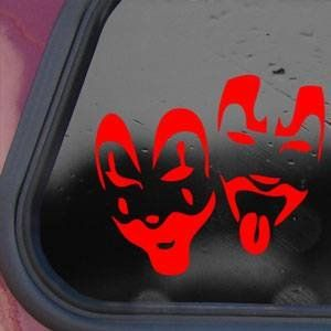 Insane Clown Posse ICP Faces Red Decal Sticker Die-cut Red Decal Sticker supernomu http://www.amazon.com/dp/B00CTM544Y/ref=cm_sw_r_pi_dp_INJItb1PEHDSTS4S