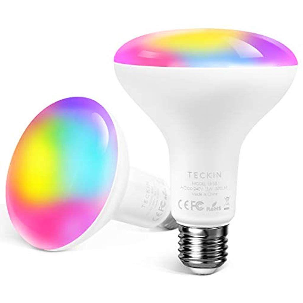 Led Alexa Gluhbirnen Smart Lampenteckin Gluhbirne E27 Licht 13w Ersetzt 100 Watt Wlan Mehrfarbige Dimmbare Birne Kompatibel Mit Ale Gluhbirne E27 Led Gluhlampe