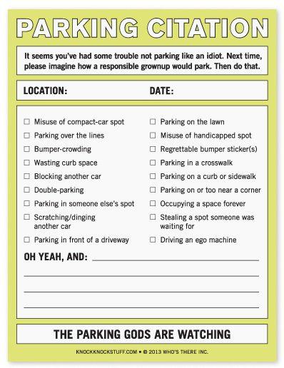 Fridgedoor22684165788g 398516 gift giving pinterest fake parking tickets fridgedoor22684165788g 398516 altavistaventures Images