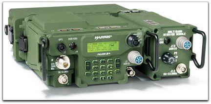 Harris AN/PRC-117G   Comms   Ham radio antenna, Ham radio, Pocket radio