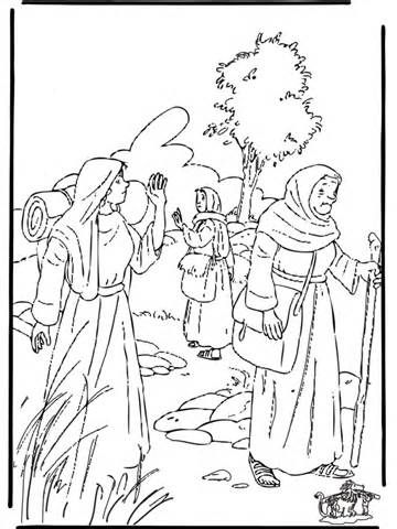 Story Of Ruth Coloring Pages Coloring Pages | Bible verse ...
